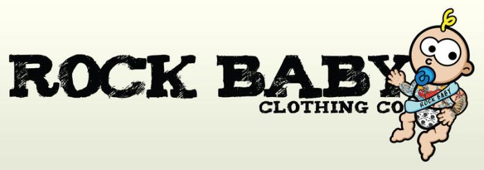 Rock Baby Clothing by SD-Designs