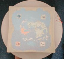WIP Four Nations map plate by AndyLongwood