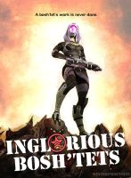 Inglorious Bosh'tets by Winterphoenix23