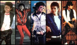 Michael Jackson all 2 by ajacqmain