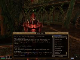 TES III Tribunal - Captain Obvious? by Dreamer-In-Shadows