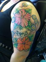 Hibiscus healed by nsanenl