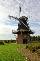 Windmill by Harry-Paraskeva