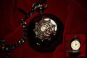 Weaver Pocket Watch by turnerstokens