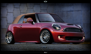 Mini Cooper S by svennardten-design