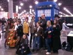 Doctor Who by PurgatoryDean