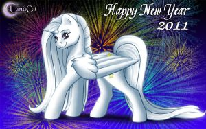Happy New Year by FlyingPony
