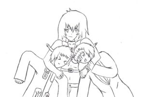 Ustedes son mios :3 by juli12355