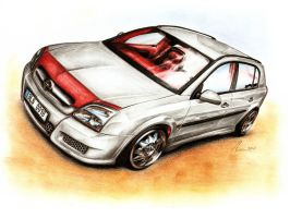Opel Signum - Antares by Medvezh