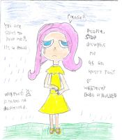 Fluttershy saying the Painful Truth by 04StartyOnlineBC88