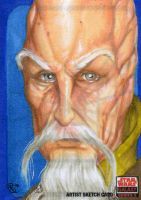 Jedi Ki-Adi-Mundi, SW Galaxy 5 by Dangerous-Beauty778