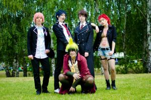 Ao no Exorcist  3 by KoiCos