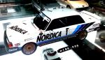 Turbo Power of the Classic Volvo by toyonda