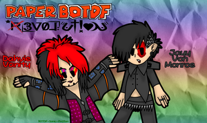 Paper BOTDF - REVOLUTION! by BOTDF-Sonic-Pm2fan
