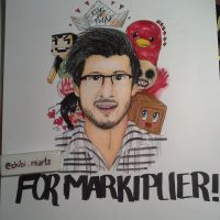 Markiplier by ChibiMiArts