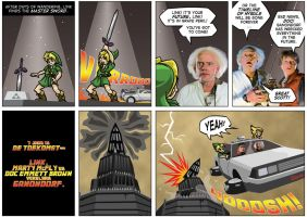 NGamer 16: Link to the Future by captainaugust