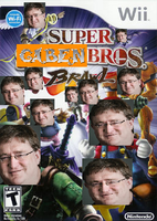 Super Gaben Bros. Brawl by MarioPhineas76
