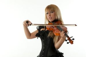 Tanit-Isis Violin II close up by tanit-isis-stock