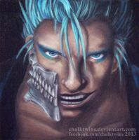Grimmjow by ChalkTwins