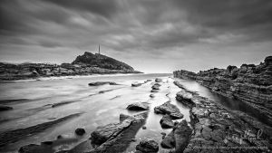 Seascape at Taiwan by josgoh
