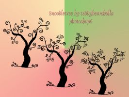 Snoodletree by teddybearcholla
