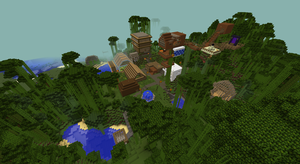 My Minecraft Wold by CreeperTier
