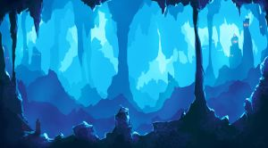 Frost Cave by cubehero