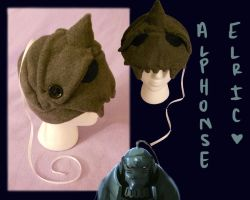 Alphonse Hat by OperationOctopus