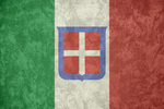 Kingdom of Italy ~ Grunge Flag (1861 - 1946) by Undevicesimus