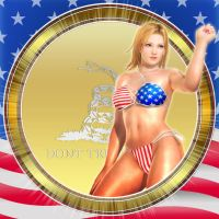 The American Woman by American-Paladin