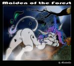 Alexdoodle's Maiden Of The Forrest - REDUX! by Bro-Harl