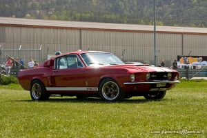 Red G.T. 350 by AmericanMuscle