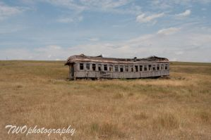 Derailed by TWOphotography