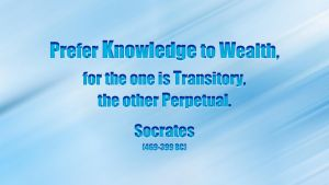 Socrates Quote by RSeer