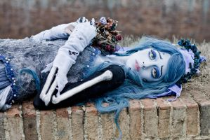 CORPSE BRIDE: Bride by Princess-ValeChan