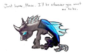 Changeling Angst by the-ghostcat-pir8nin