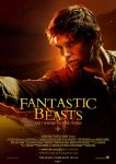 Fantastic Beasts and Where to Find Them Poster by ProfBell