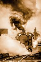 Chasewater Steam 4 by Grunvald