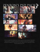 .PSD pack 3 by zenron