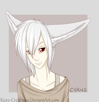 Cyrus by Kuro-Creations