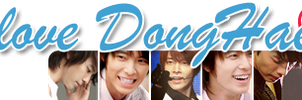 I love DongHae by KyuBel