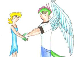 ill be your angel by Hades-O-Bannon