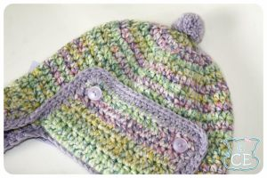 Sugar and Spice Ear-Flap Hat 2 by moofestgirl