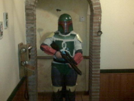 Boba Fett Costume by McIntosh15989