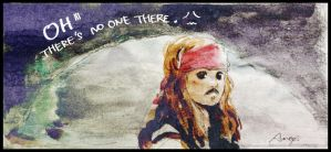 No One There by amoykid