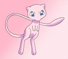 Mew by KingLegato