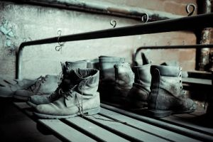 Workers Shoes by Shreeb