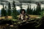 Lady Wolf by LG-Design