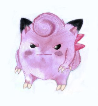 Clefairy by JLcreation