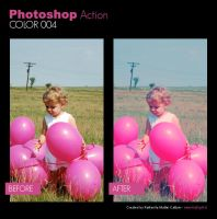 Photoshop Action - Color 004 by primaluce